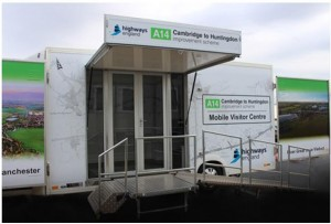 Mobile Visitor Centre